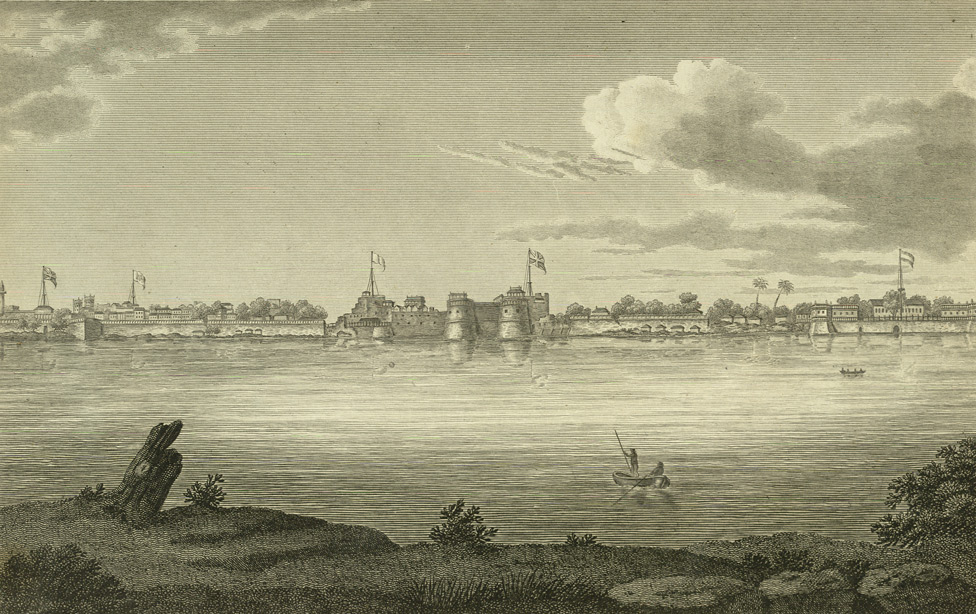 Surat on the Banks of the Tappee